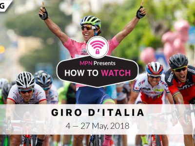 2018 Giro d'Italia | How To Watch Live Online