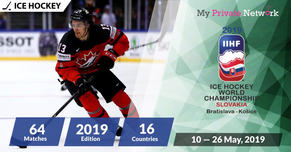 MPN Presents Ice Hockey World Championship 2019