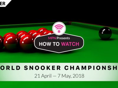 2018 World Snooker Championship | How To Watch Live Online