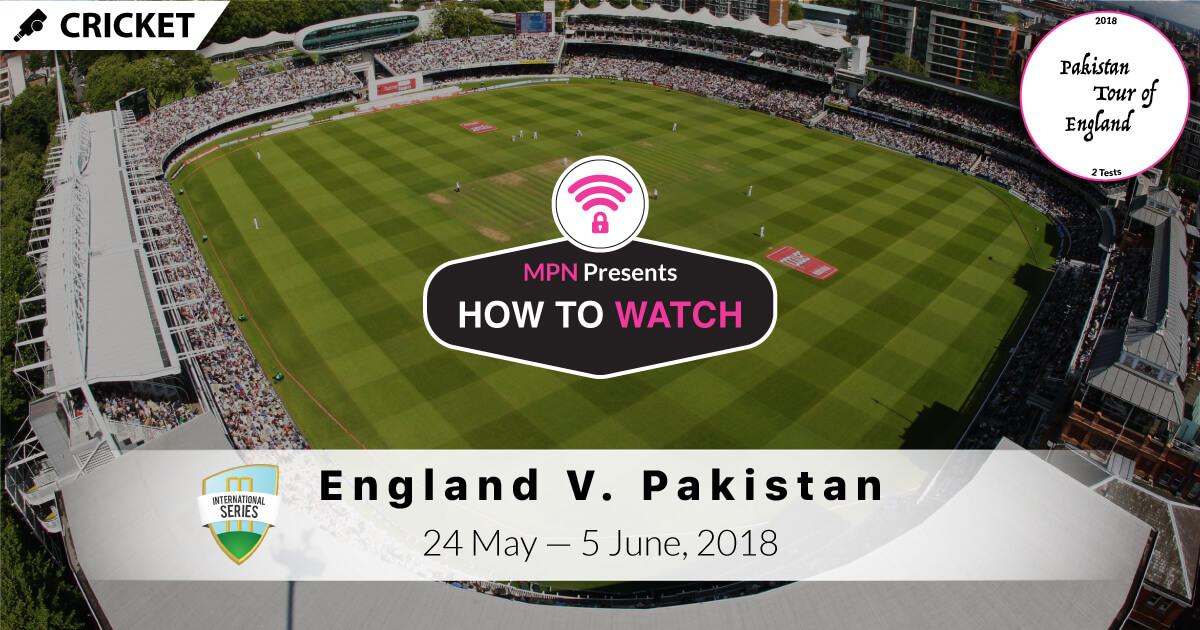 Pakistan in England Cricket Tour