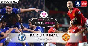 MPN Presents FA Cup Final 2018