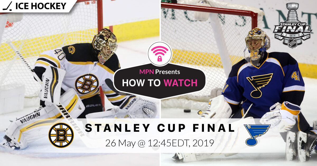 MPN Presents Stanley Cup Final 2019