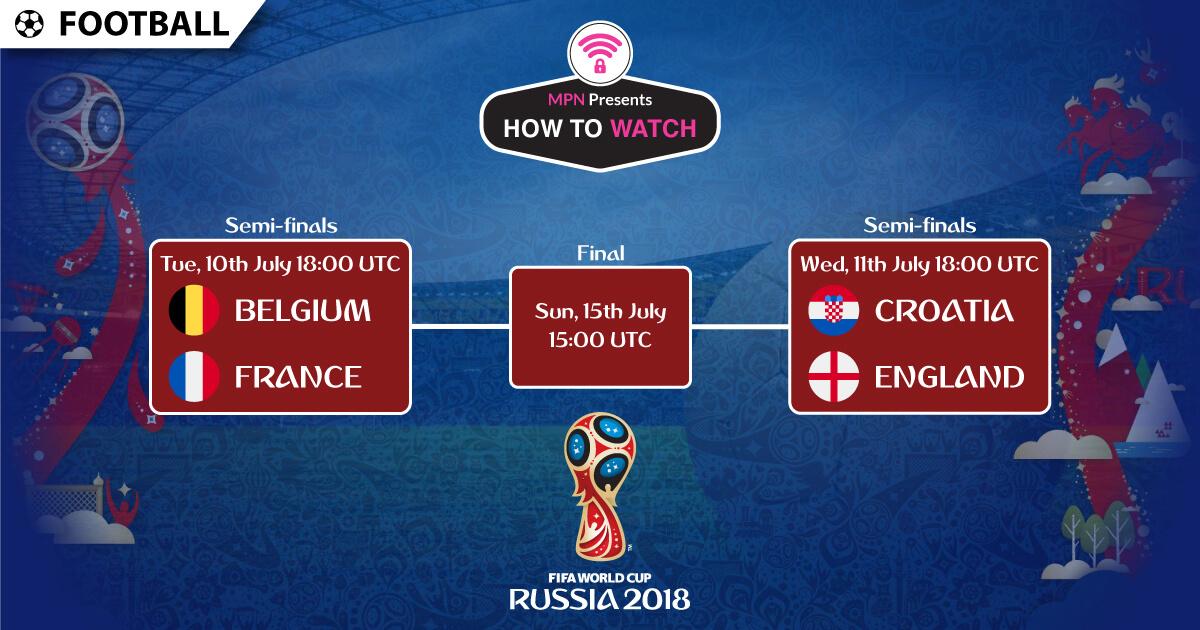 Semi Finals World Cup