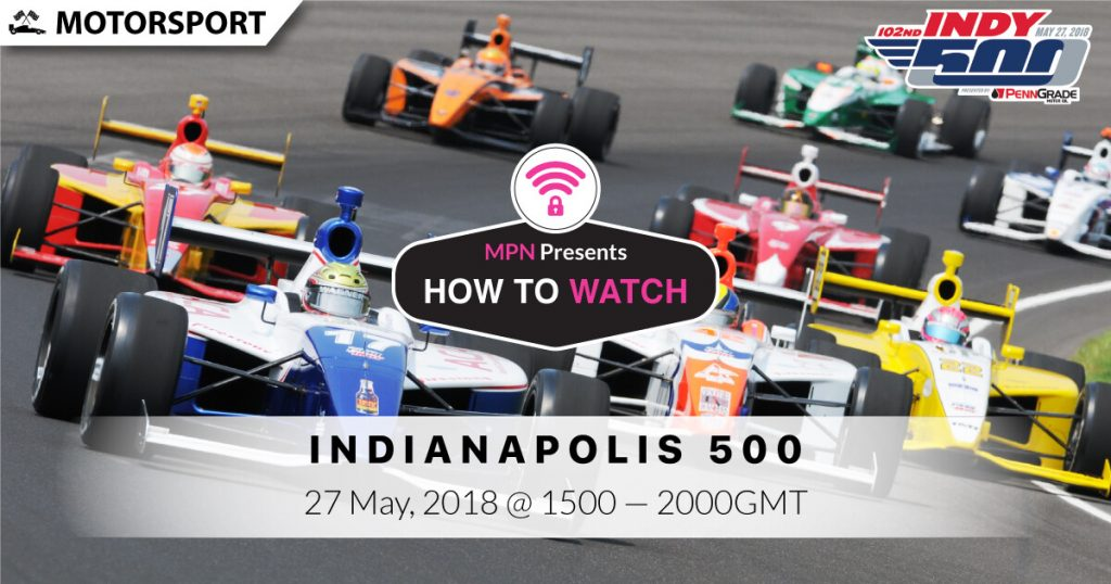 MPN Presents Indianapolis 500