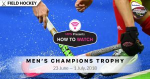 MPN Presents Mens Hockey Champions Trophy