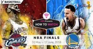 MPN Presents NBA Finals