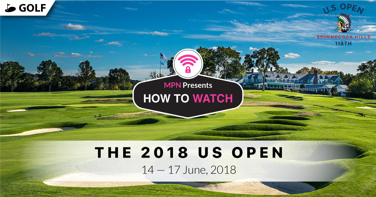 the 2018 us open golf tournament