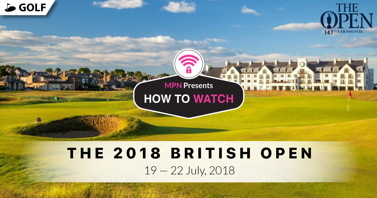 british open championship golf 2018 round 3 live streaming