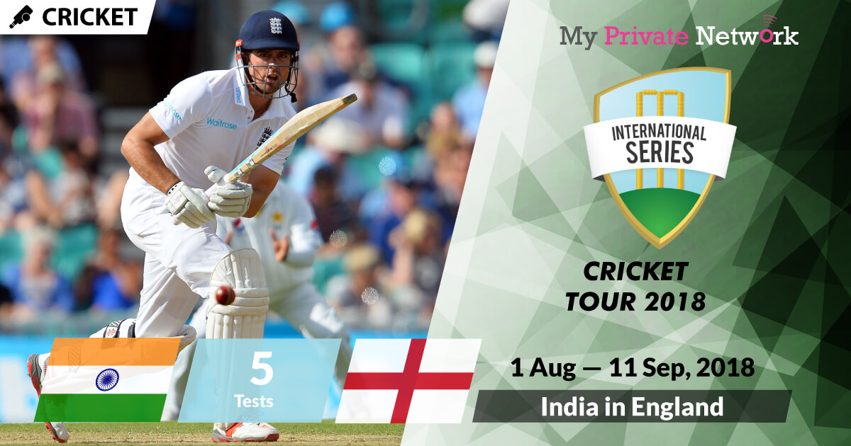 MPN Presents India in England Cricket Tour
