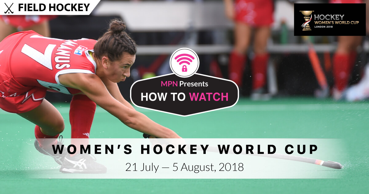 MPN Presents Women's Hockey World Cup
