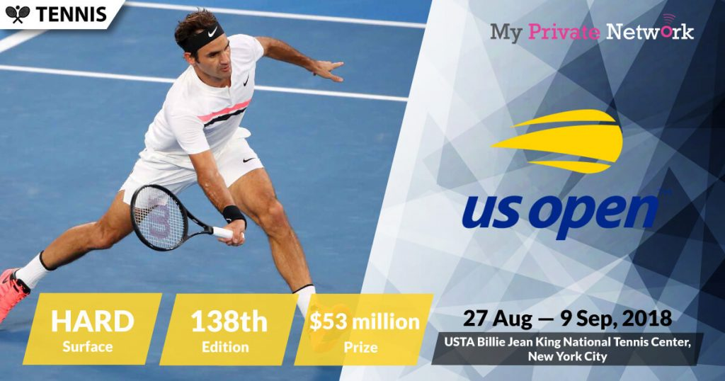 MPN Presents US Open Tennis