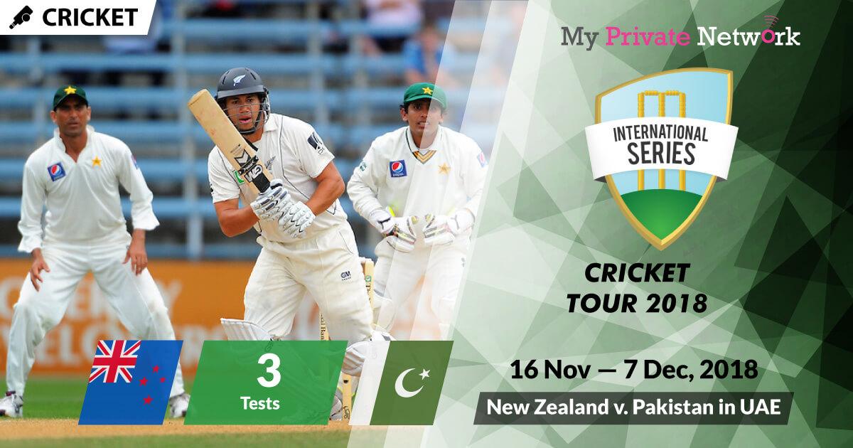 MPN Presents New Zealand in Pakistan