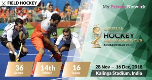 MPN Presents Men's Hockey World Cup