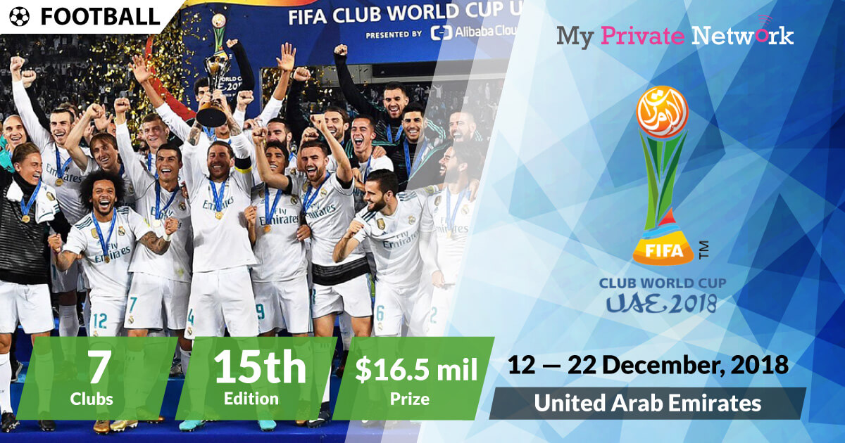 MPN Presents FIFA Club World Cup