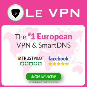 Le VPN General Sign Up