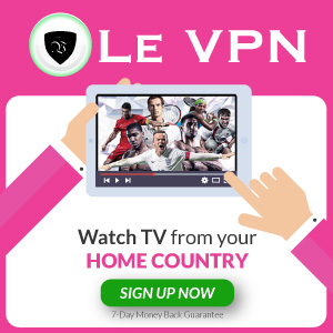 Le VPN Sports Sign Up