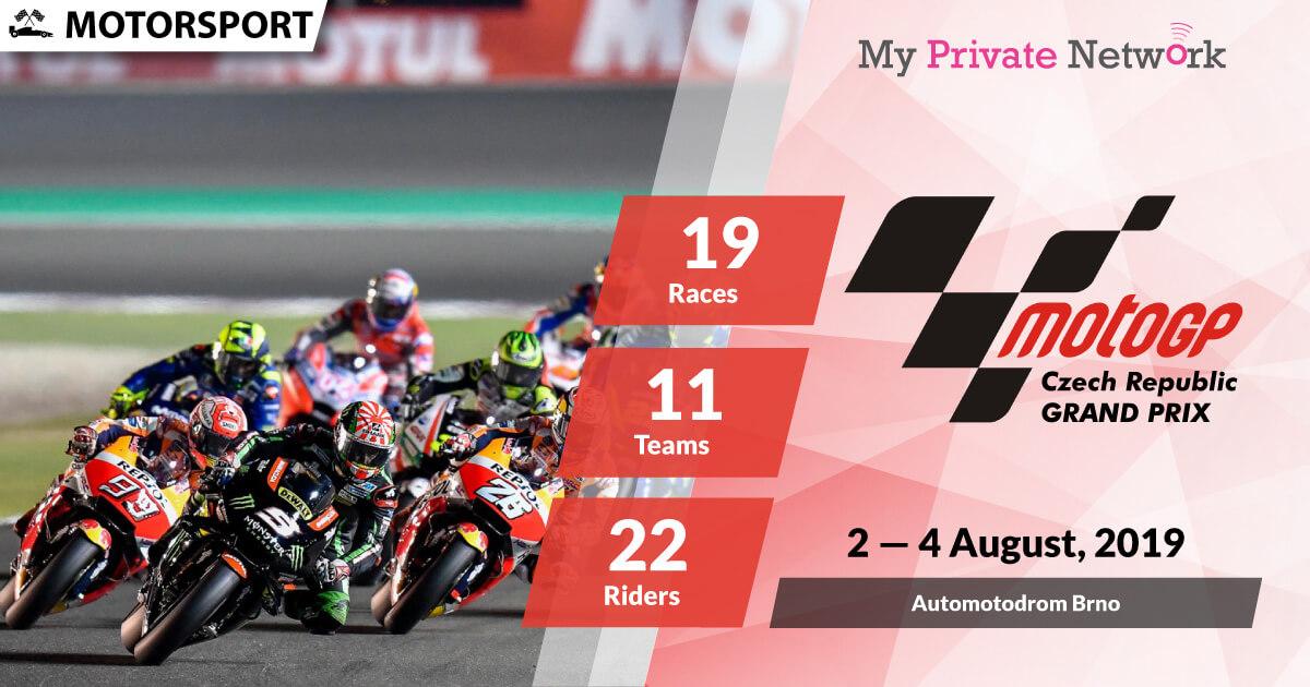 MPN Presents Czech Republic MotoGP 2019