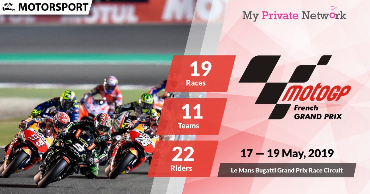 MPN Presents French MotoGP 2019