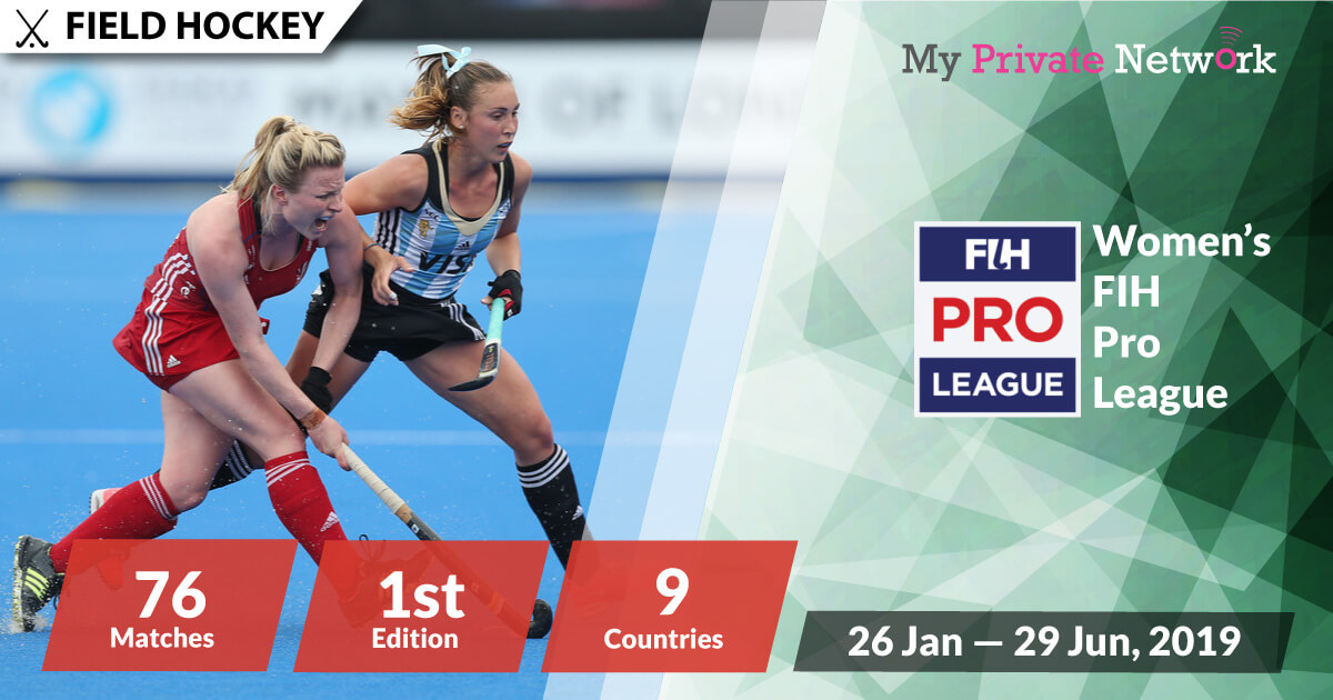 MPN Presents Women's FIH Pro League