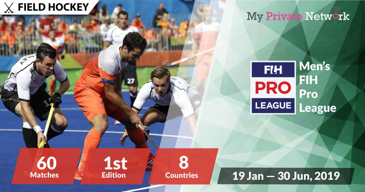 MPN Presents Men's FIH Pro League