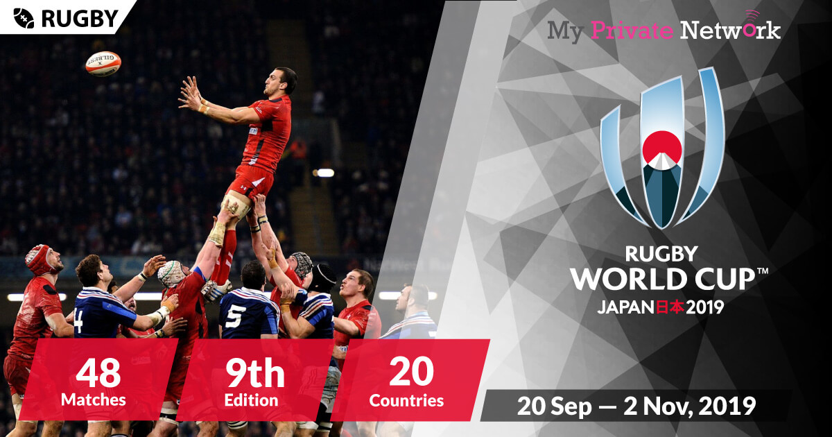 MPN Presents Rugby World Cup 2019